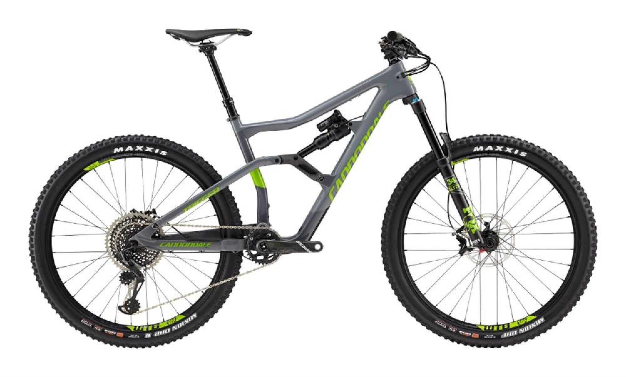 Mountainbike Cannondale Trigger Crb/Al 2 SGY 2018 bei