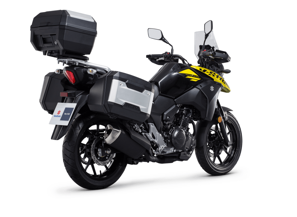 medium resolution of the v strom 250 is equally at home in city traffic as the open road this new model delivers plenty of power and easy to control low to mid range torque