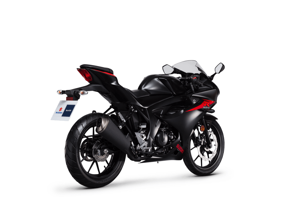 medium resolution of gsx r125 the best power to weight ratio torque to weight ratio and acceleration plus nimble handling and great fuel economy in the 125cc class