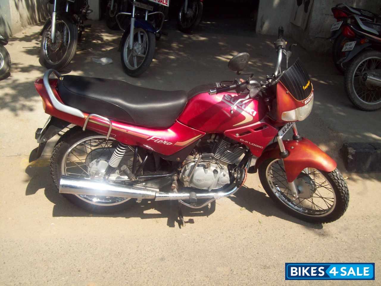 suzuki fiero bike wiring diagram honda xrm rs 125 electrical red picture 1 id 92825 located in