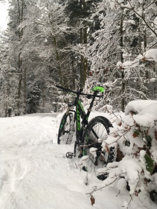 Scott Genius 710 Plus Snowride