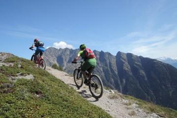 Top Bike Weekend im Wallis – Unterbäch