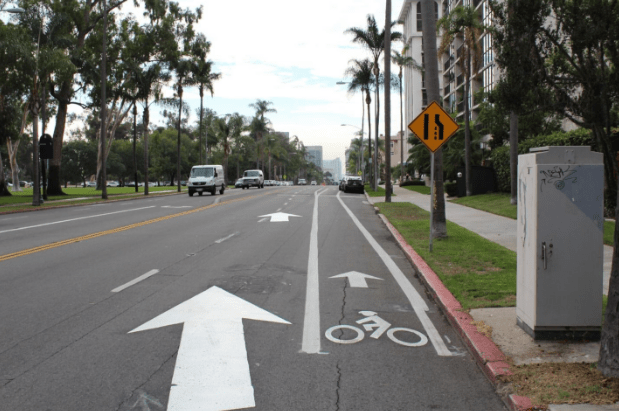 6th Ave. Road Diet, San Diego CA