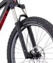 DB Mason 27.5 Mountain Bike Fork