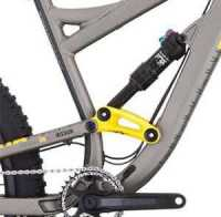 DB Mission 2 Bicycle Rear Suspension