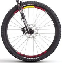 DB Overdrive Pro Wheelset