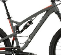 DB Release 2 Dual Suspension Frame