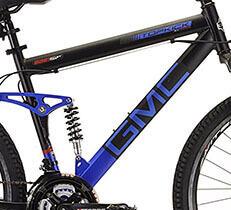 GMC Topkick Bike Frame