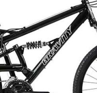 Gravity Mountain Bike Frame