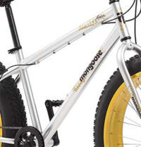 Mongoose Malus 26 Bicycle Frame