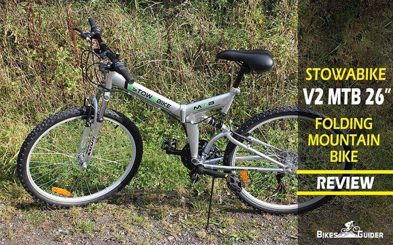 Stowabike Folding Mountain Bike