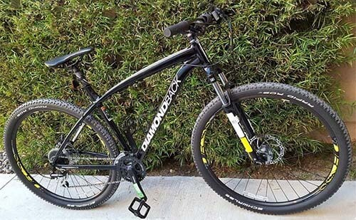 DB Bicycles Overdrive 29er Hardtail MTB