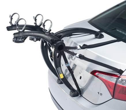 Saris Bones 2-Bike Trunk RackReview