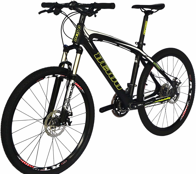Beiou bikes – The Beiou Toray T700 Carbon Fiber Mountain Bike Review