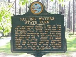 Falling Waters State Park