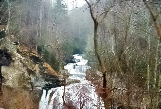 Cullasaja Falls, Highlands, NC