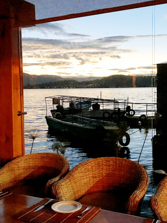 Cabañas del Lago, Otavalo, Ecuador