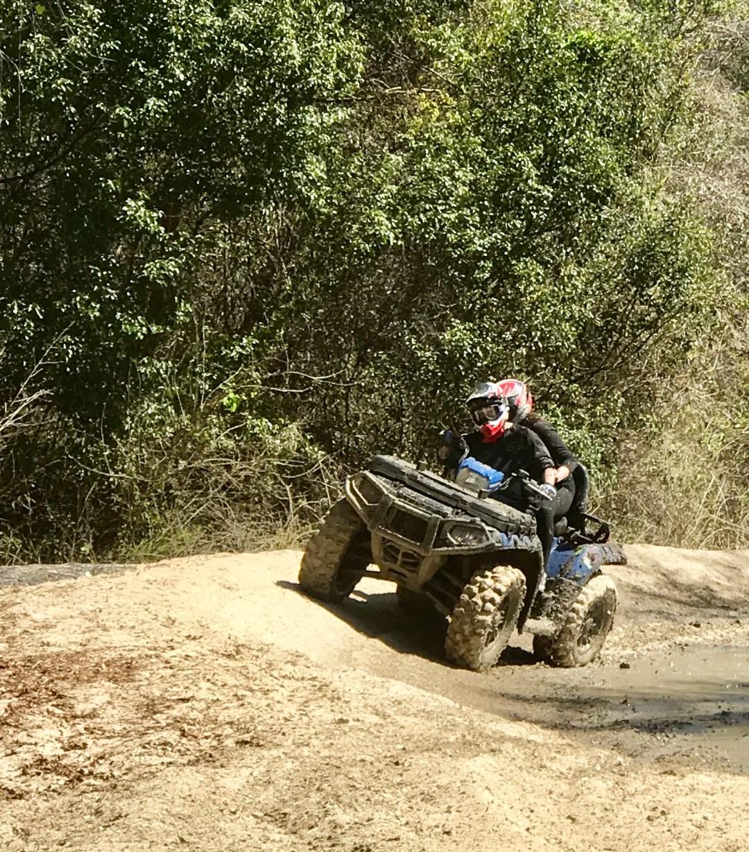 Quad biking at Croom ATV park
