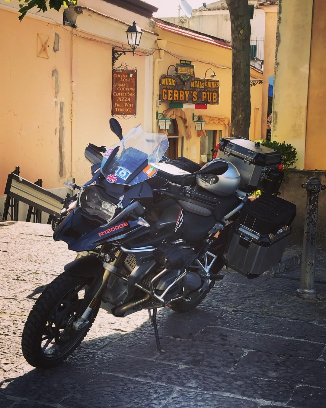 Gerrys Pub Amalfi