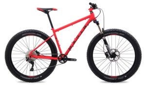 2016 Marin Pine Mountain - large -fully rigid, 27.5+ adventure bike $45