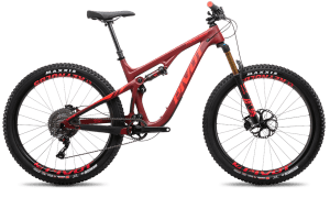 Pivot Trail 429 -Demo and Rental from BikeSmith Cyclery, Prescott, Arizona