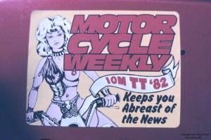 Motorcycle Week 1982