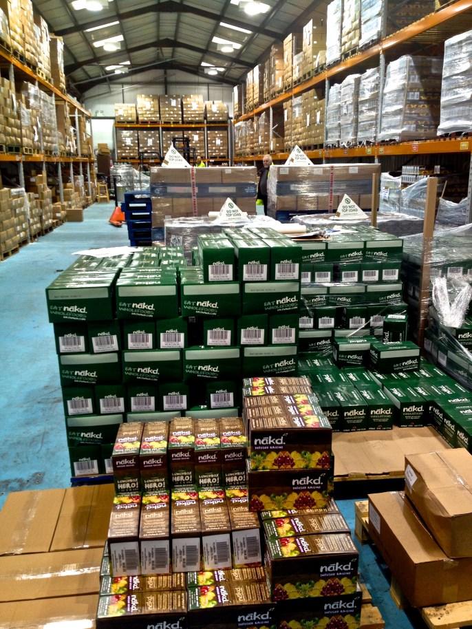 Nak'd Warehouse