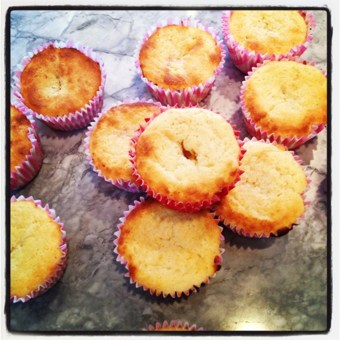 Raspberry Surprise Lemon Cupcakes 3793