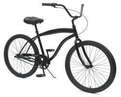 Critical Cycles Men's Beach Cruiser 3-Speed Bike