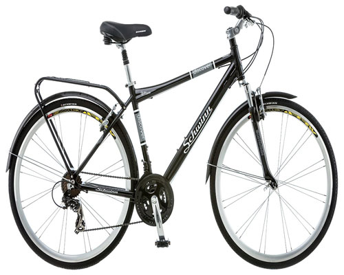 Best Hybrid Bikes 2017