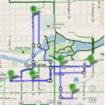 Spending the Day Running Around Downtown: Bikespedition #4