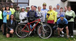 Staff of Adventure Cycling Association