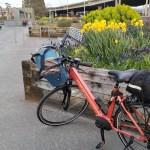 #30DaysOfBiking, Day 3: Biking to Breakfast, and Zelda Defies the Wind