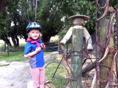 A bit of cycling whimsy appeals to riders young and old