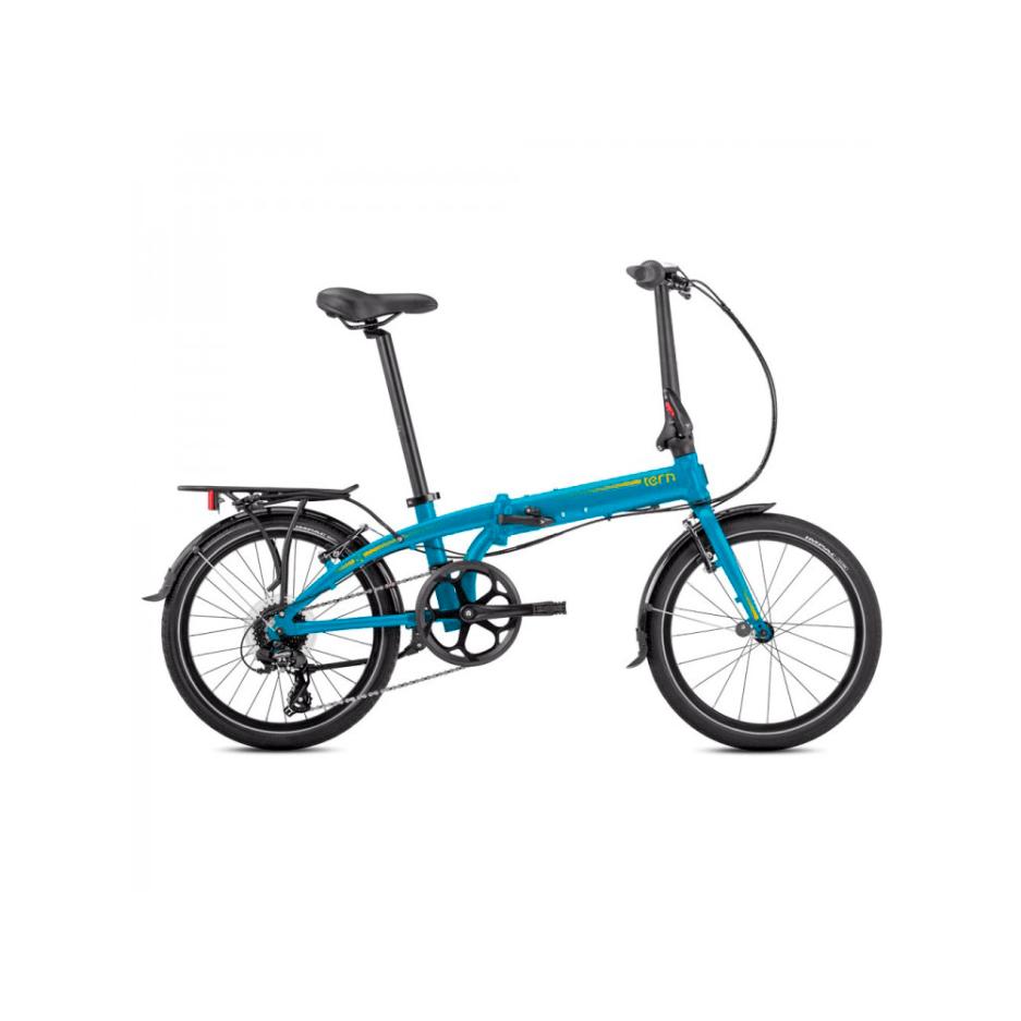 Bicicleta plegable Tern C8