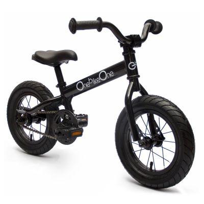 Bicicleta de aprendizaje 'Ludica' color negro universo