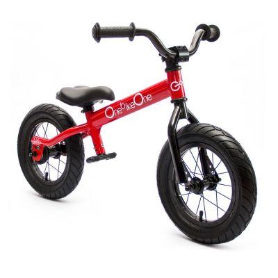 Bicicleta de aprendizaje 'Ludica' color planeta rojo