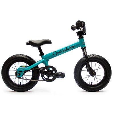 Bicicleta de aprendizaje 'Ludica' color azul robotina