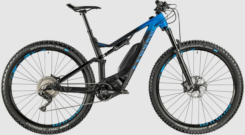 With the New e-MTB Neuron:ON you expand your Trail Horizon