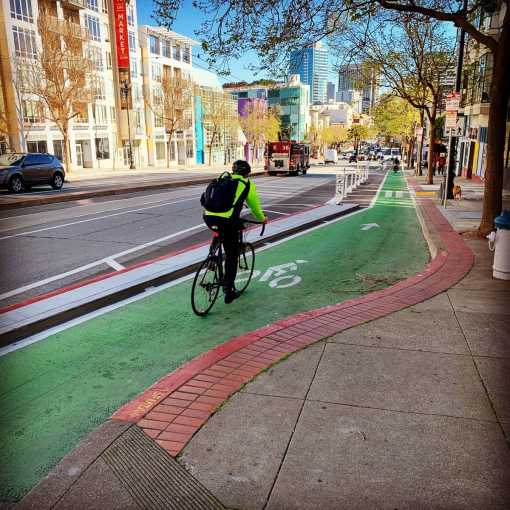 4 Surprises about Bicycle Infrastructure in Amsterdam and