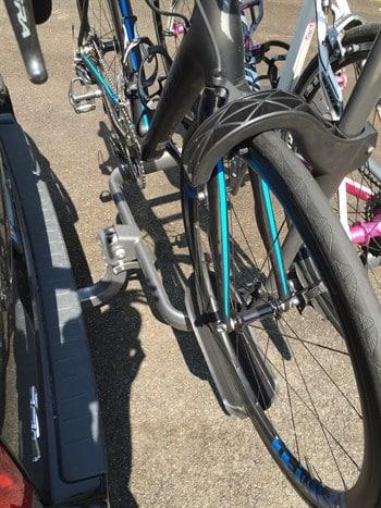 new kuat transfer hitch rack bike