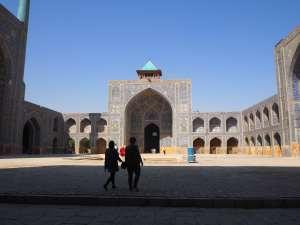 La Mosquée du Shah à Isfahan en Iran