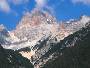 Montagnes des dolomites