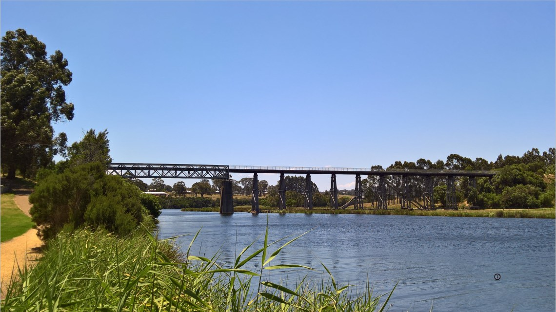 Thinking about the East Gippsland Rail Trail