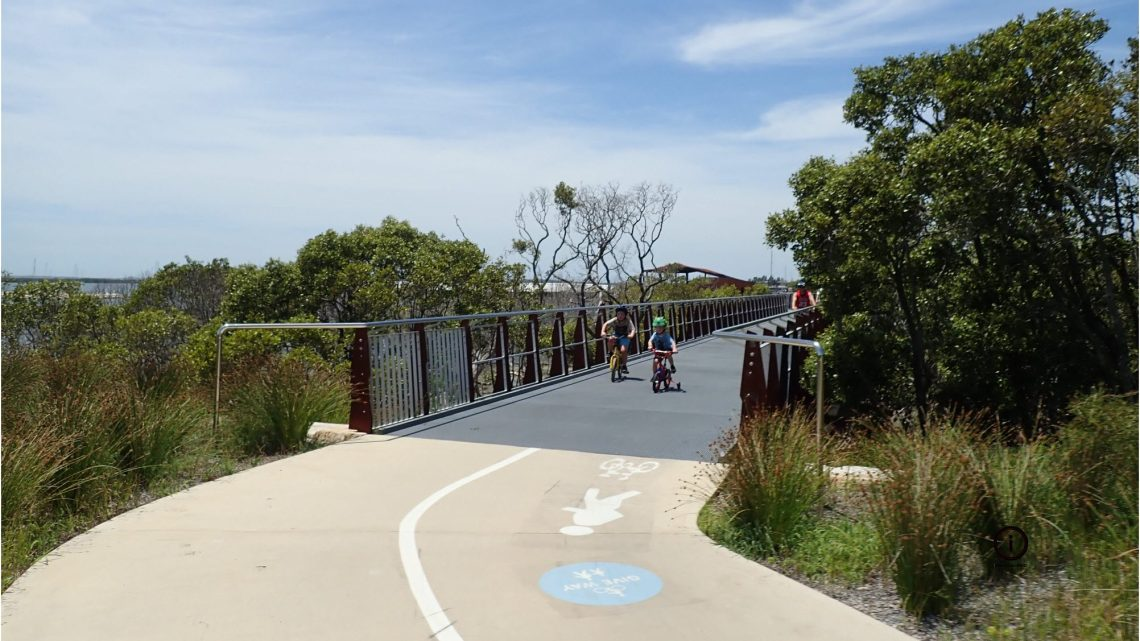 Best New Sydney Cycle Infrastructure Awards -2018