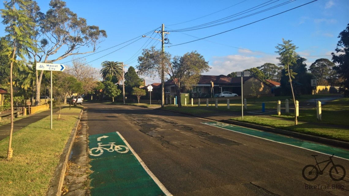 Beat the Bus – No 1 – Botany North to Central Station