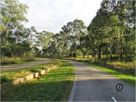 Prospect Dam Bike Trail