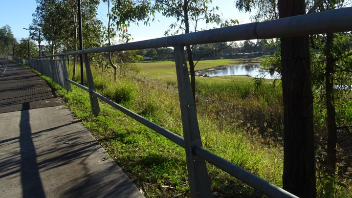 M7 Cycleway and Prospect Reservoir