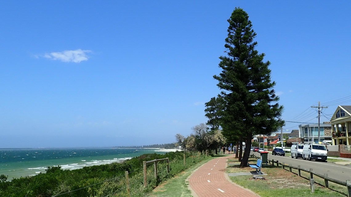Botany Bay Area – south of the airport