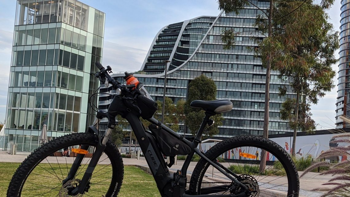 Ebikes and the 25km per hour cutoff